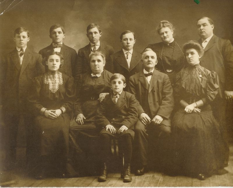 Joneses circa 1896